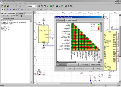rimu schematic electrical and electronic schematic capture software xtronic