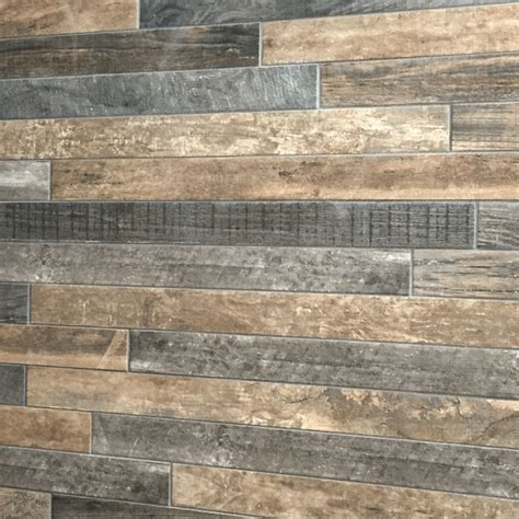 reclaimed wood tile charleston timber 3x36 porcelain reclaimed woodlook