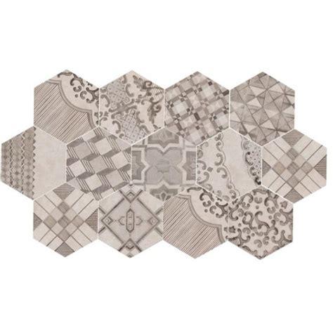 Clays 21x18 2 Marazzi decoro cementine freddo piastrella