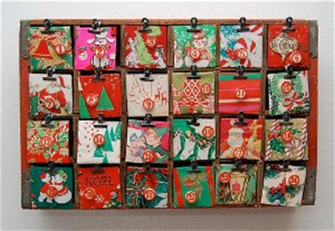 christmas craft for younsters crafty coca cola advent calendar favecrafts