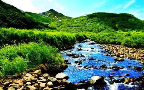 River Stream  Hd Desktop Wallpapers  4k Hd