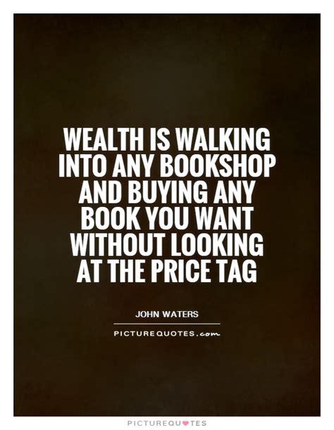 wealth  walking   bookshop  buying  book