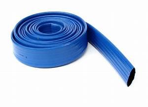 Tuyau De Refoulement Pompe Immergée : tuyau plastique bleu plat de refoulement o35 le metre ~ Dailycaller-alerts.com Idées de Décoration