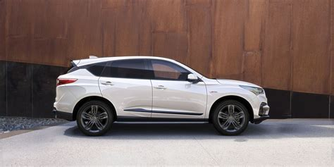 acura rdx crossover official   info news