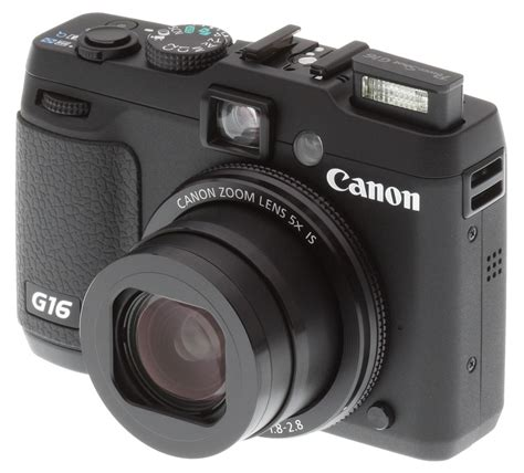 Canon G16 by Canon G16 Review