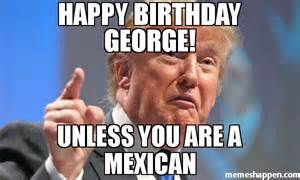 Trump Happy Birthday Meme