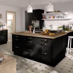 la cuisine noire le blog des cuisines
