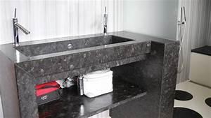 Le gal marbre et design le blog for Salle de bain design avec evier en marbre