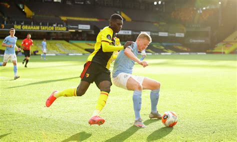 Report: Crystal Palace have £25m bid rejected for Watford ...