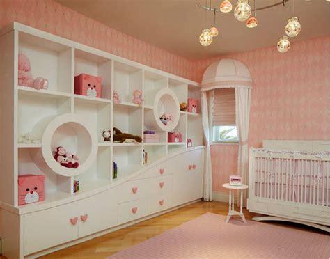 d馗oration chambre moderne décoration chambre bébé fille deco maison moderne