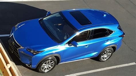 blue lexus nx 2016 nx300h vortex blue metallic club lexus forums