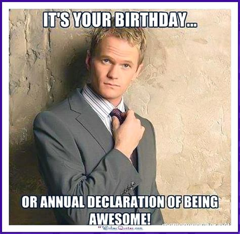 Birthday Boy Meme - birthday memes with famous people and funny messages