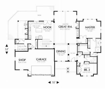 Plan Mensing Floor Plans Patio Traditional Flip