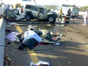 Massive Bad Accident Pictures, Images Driving Traffic Abu ...
