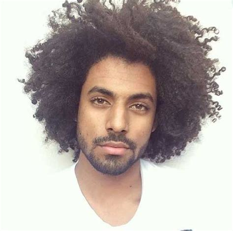 Afro Hairstyles by 20 Best Afro Hairstyles Mens Hairstyles 2018