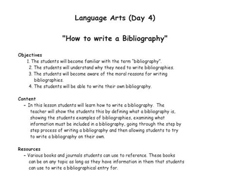 how can i write a bibliography report564 web fc2