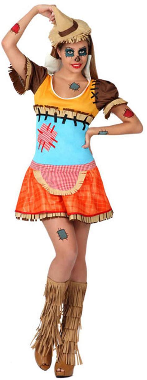 VogelscheuchenKostüm für Damen Kostüme für Erwachsene