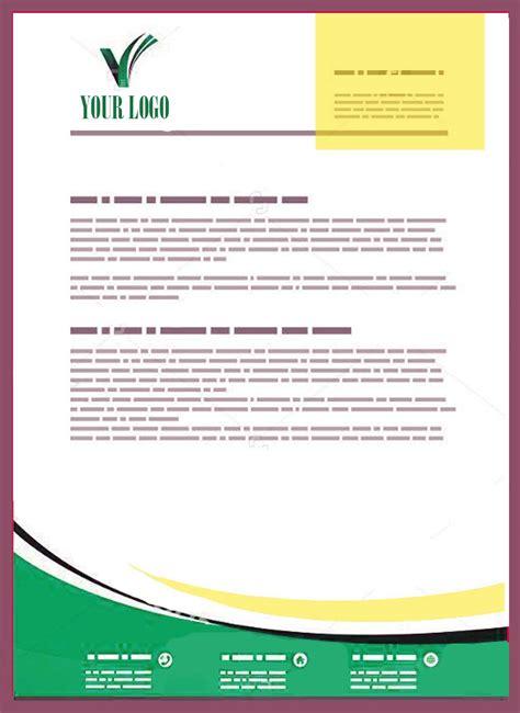 letterhead examples  logo  printable letterhead