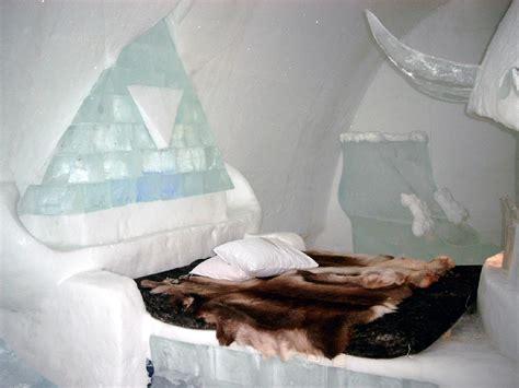 swedish ice hotel pictures