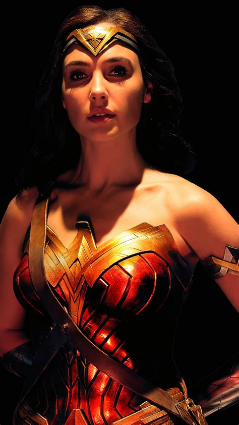 wallpaper  woman gal gadot justice league hd
