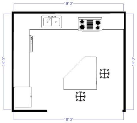 kitchen floor plans with islands island kitchen floor plans home decor report