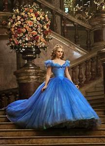 Happily Grim: Cinderella 2015 Ballgown Tutorial  Cinderella