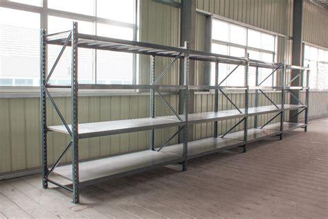 wide body industrial racking  feet  width idr