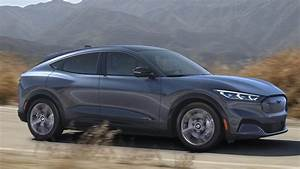 Ford Unveils 2021 Mustang Mach-E Electric SUV - Consumer Reports