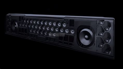 Yamaha Ysp 5600 Hangprojektor Teszt Av Hu