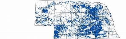 Pivot Map Irrigation Water Natural Nebraska Systems