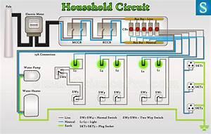 Electrical Meter Current Transformer Wiring Diagram
