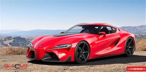 Mkv 2017 Toyota Supra Photoshops & Renders
