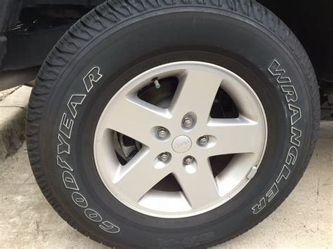 2015 Jeep Wrangler Tires And Rims