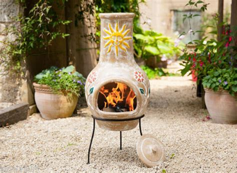 Make Your Own Chiminea by How To Make A Clay Chiminea Ebay