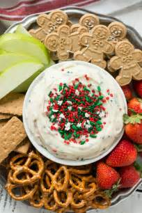 holiday cookie dough dip recipe milk and eggs