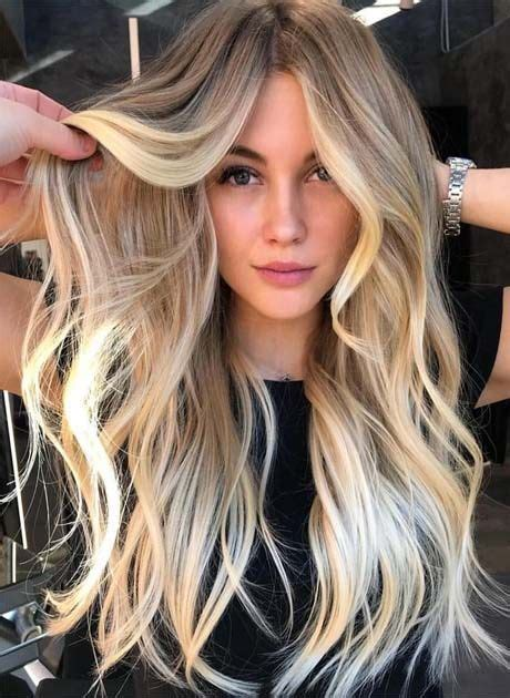 beauty   ombre blondes hairs   balayage