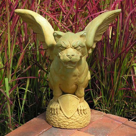 argus gargoyle statue garden artisans llc