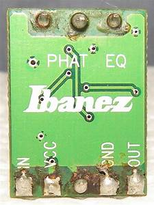 Ca Gear Blog  Ibanez Phat Ii Eq