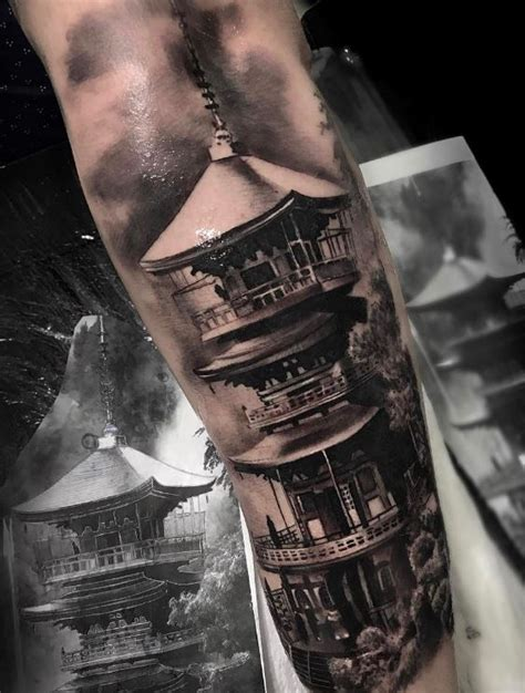 japanese temple tattoo inkstylemag