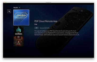 Remote Ps4 Pdp Cloud Sony App