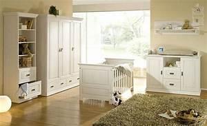 Günstiges Babyzimmer Komplett Set : massivholz babyzimmer 6teilig wei gewachst komplett kinderzimmer set kiefer ~ Bigdaddyawards.com Haus und Dekorationen