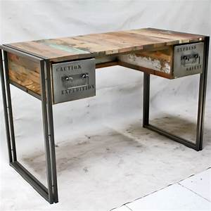 Diy Industrial Pipe Desk : Home Design - Industrial Style
