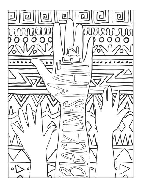 carbon doodles black lives matter edit