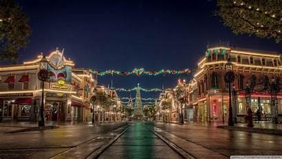 Disneyland Wallpapers Christmas Desktop