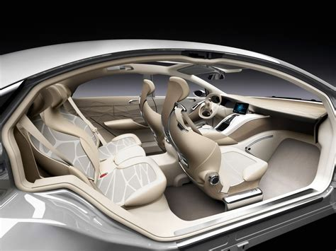 mercedes benz biome interior 2010 mercedes benz f 800 style research vehicle interior