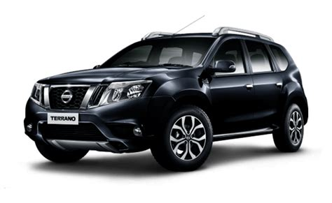 nissan terrano price  india gst rates images mileage