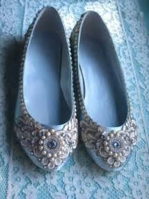 Tiffany Blue Wedding Shoes Flats