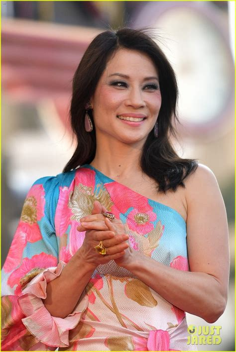 Lucy Liu Has a 'Charlie's Angels' Reunion With Drew ...