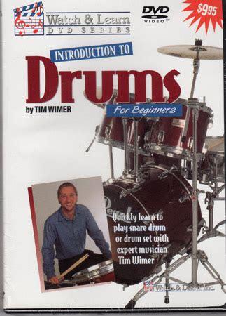 Introduction To Drums Dvd Rondomusiccom