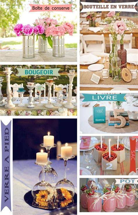 accessoire cuisine diy mariage détourner les objets du quotidien pour sa déco de table mode bon plans et diy
